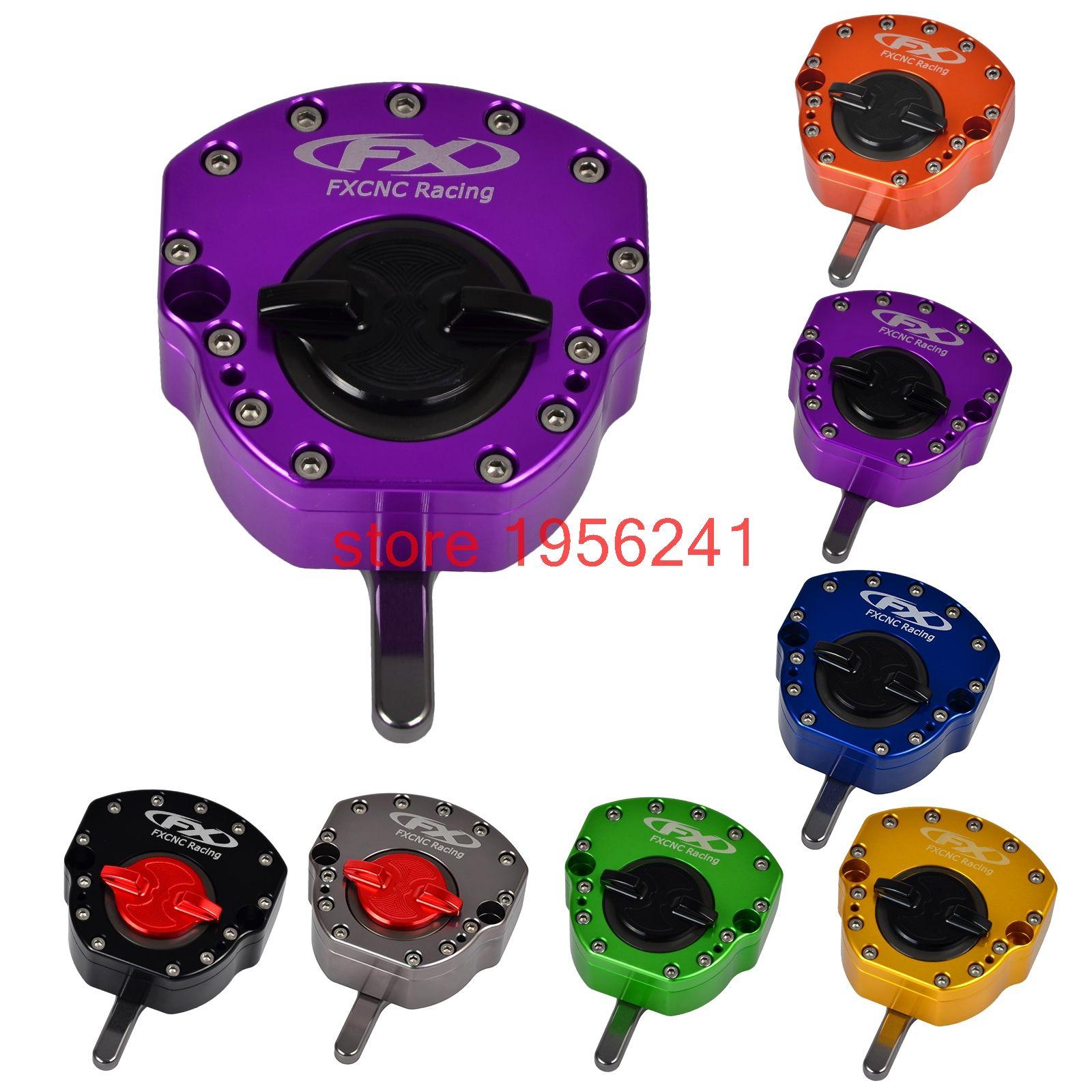 CNC Steering Stabilizer Damper For Honda CBR600RR 2003-2012 CBR900RR 1998 1999 CBR1000RR 2004-2012 NEW