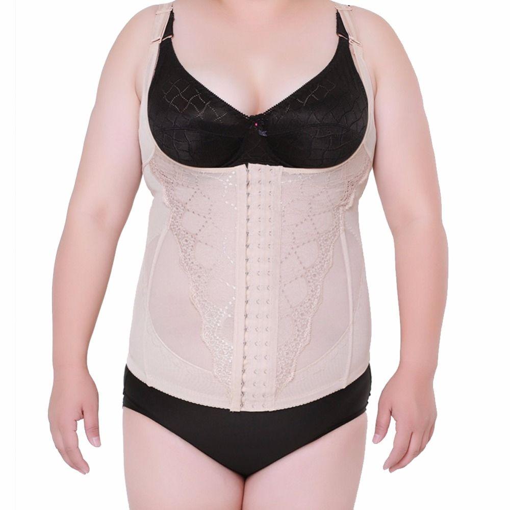 Femmes Corps Shaper Minceur Shapewear Sous-Vêtements Plus La taille Minceur Shapers Top Gilet Serre-Taille Corset Body Shaping lingerie