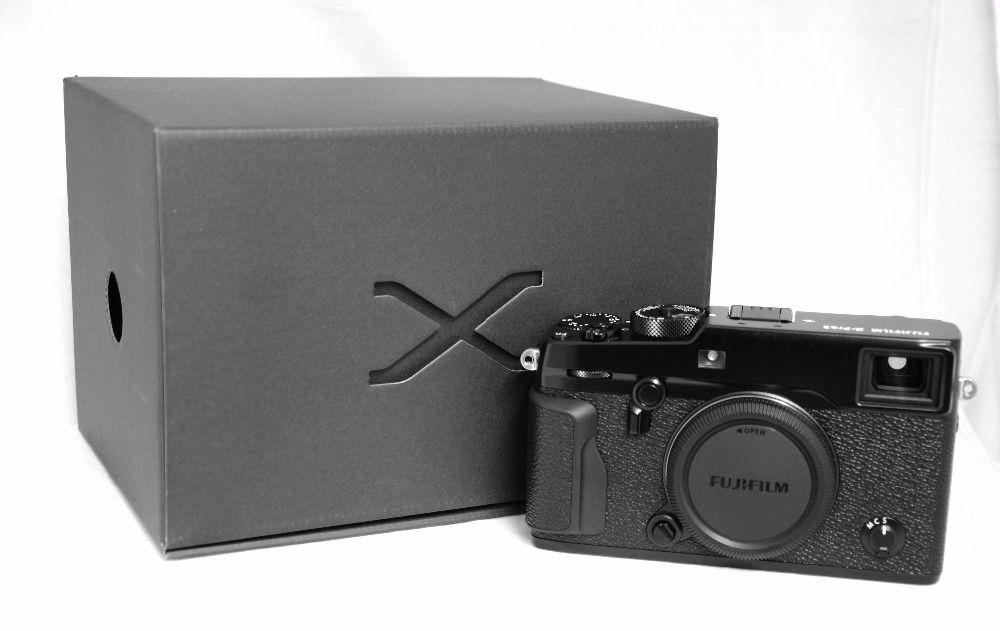 Fujifilm X-Series X-Pro2 24.3MP Camera Body - Black