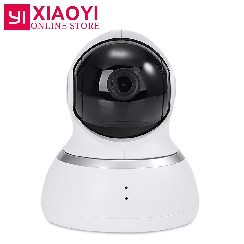 [International Edition] Xiaoyi Yi 1080P Dome Camera XIAOMI YI Dome IP Camera Pan-Tilt Control 112