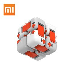 Orginal Xiaomi mitu Cubes Spinner Smart Fidget Magic Cubes Infinity Toys Anti Stress Anxiety Juguete for xiaomi smart home Gift