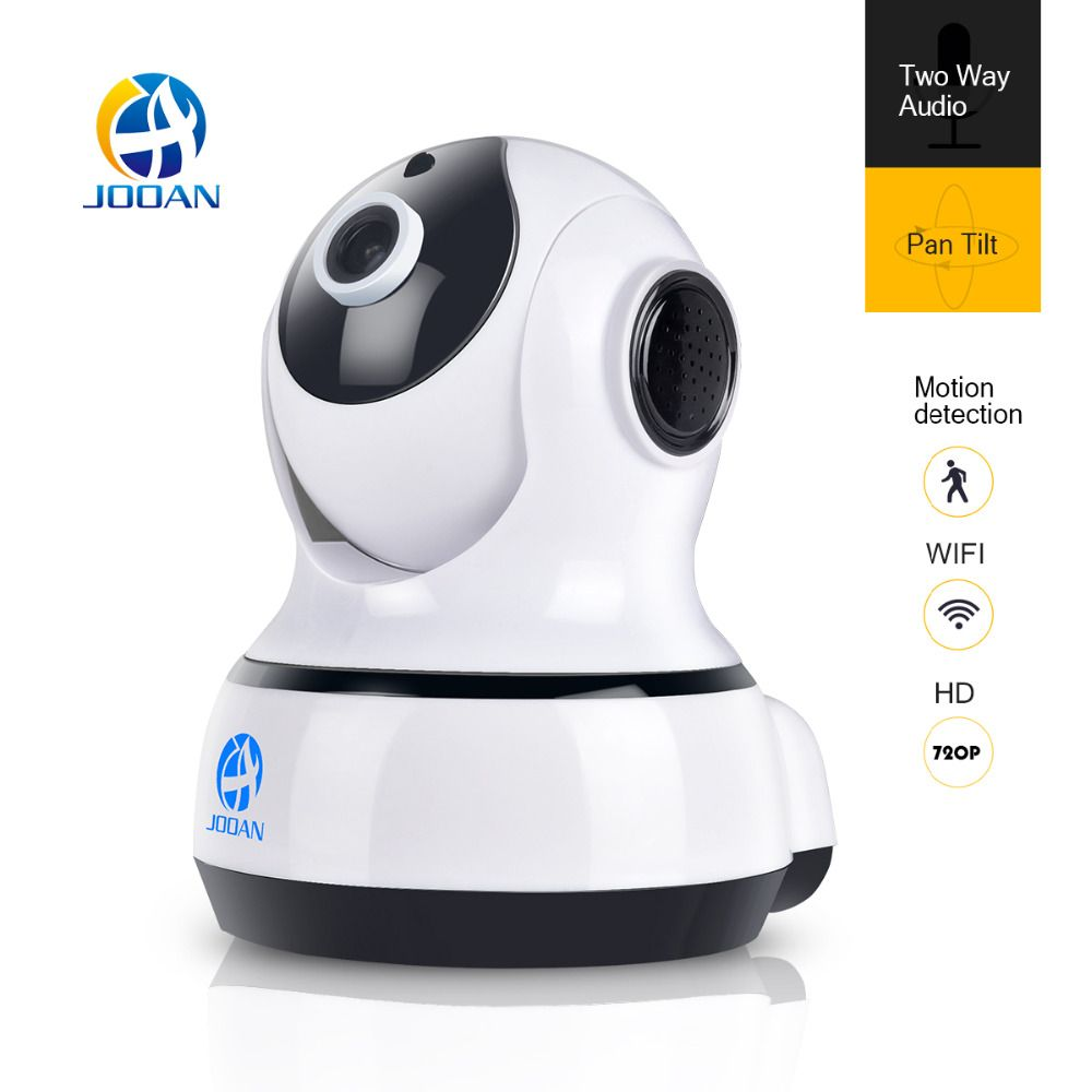 JOOAN C5M-D Wireless IP Security Camera 720P wifi Network <font><b>Video</b></font> Surveillance Night Vision CCTV Home Camera Baby Monitor
