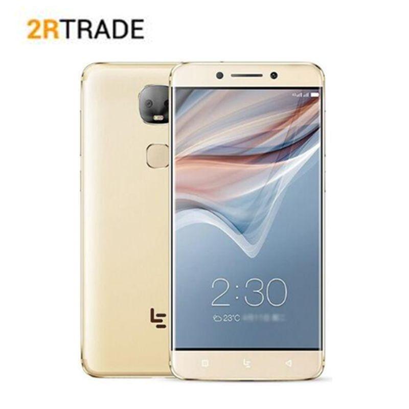 Original LeTV LeEco Le Pro 3 AI X650 4GB 64GB 5.5 Inch 4G LTE Smartphone Helio X27 Deca Core 2.6GHz Dual camera 13.0MP phone