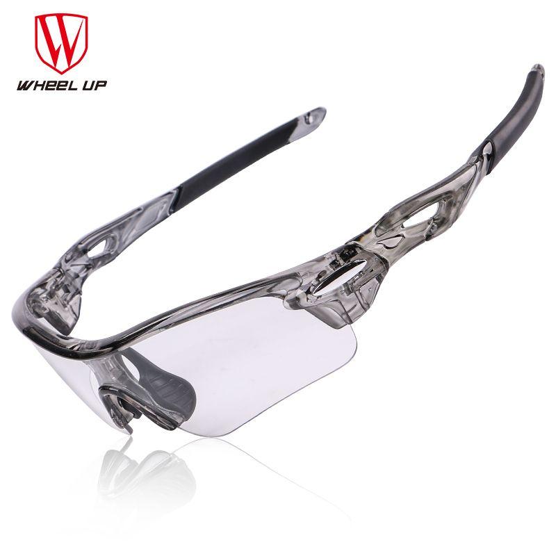WHEEL UP Photochromic Cycling Bike Glasses Polarized Sports Sunglasses Men Women Mountain Road Bicycle Eyewear Cycling Glasses