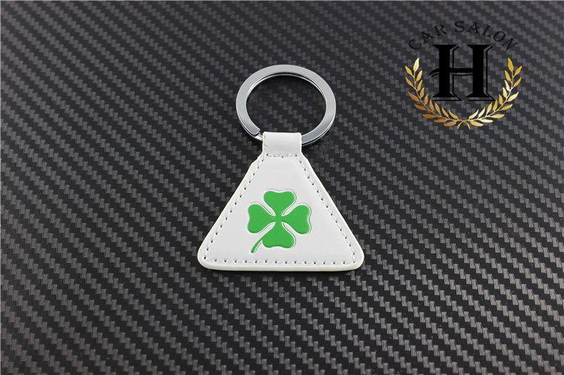 Key buckle for Alfa Romeo 147 156 166 159 GT Giulietta Clover original    key ring buckle chain