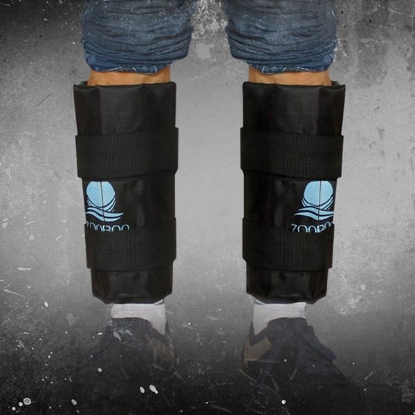 2pcs/1pair 8kg Adjustable Leg Ankle Weights Straps Strength Training Exercise Fitness Equipment For Running Basketball Football