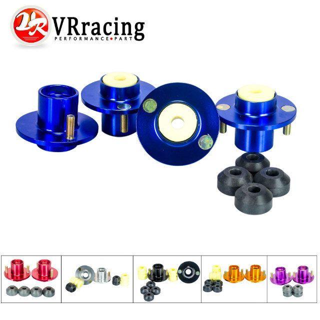 VR RACING-(4 pc/lot) amortisseurs de SUSPENSION chapeau haut-de-forme pour HONDA CIVIC 88-00 amortisseurs de SUSPENSION chapeau haut-de-forme (INTEGRA également) VR-STH81