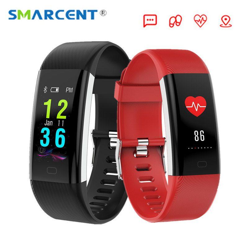 F07Plus Bluetooth Smart Band OLED Color Screen F07 Plus Smart Bracelet IP68 Waterproof Swim Heart Rate Blood Pressure Monitor