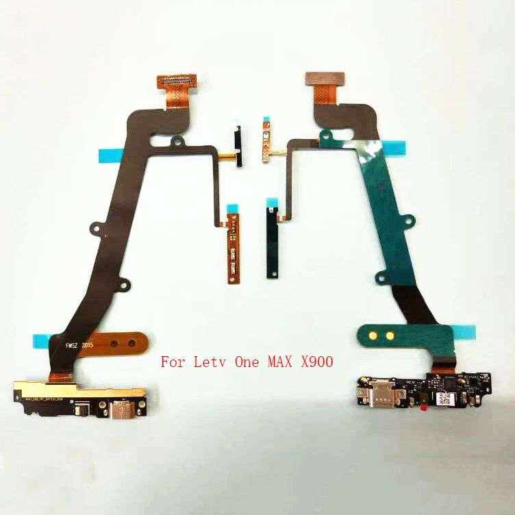 For Letv Charger Port Ribbon Replacement Parts FOR Letv One Max X900 USB Charging Flex Cable