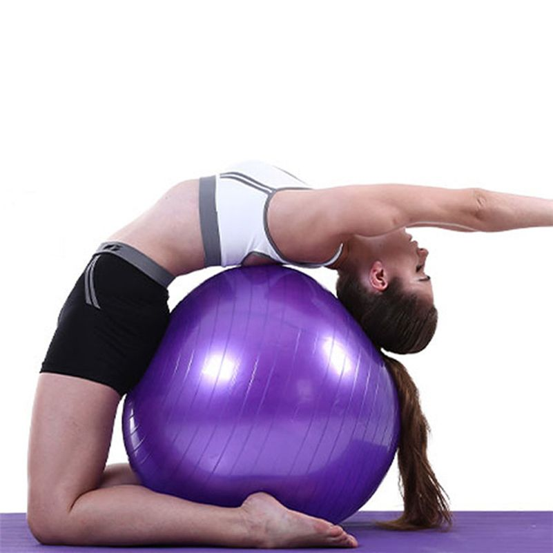35 cm Boule De Yoga Exercice De Gymnastique Fitness Pilates boule Solde Exercice Gym Fit Yoga Balle De Base Intérieur Formation de Remise En Forme De Yoga balle