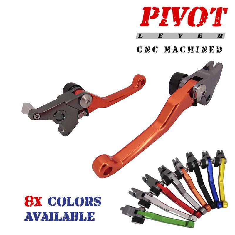 NICECNC Motorcycle CNC Pivot Brake Clutch Levers For Beta RR 250 300 2T RR 350 400 430 450 480 498 4T X-Trainer 2015 2016 2017