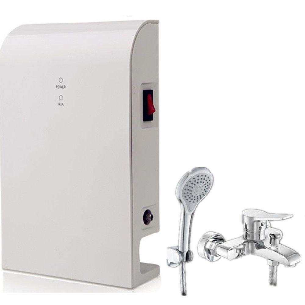 Purificateur d'eau d'ozone Intelligent douche et Spa maison ozoniseur d'eau 100-240 V tension universelle à DC12V design très silencieux