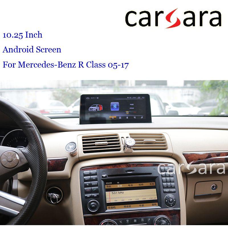 Mercedes R Klasse W251 Android Dashboard Navigation upgrade 8,4 Tablet Monitor