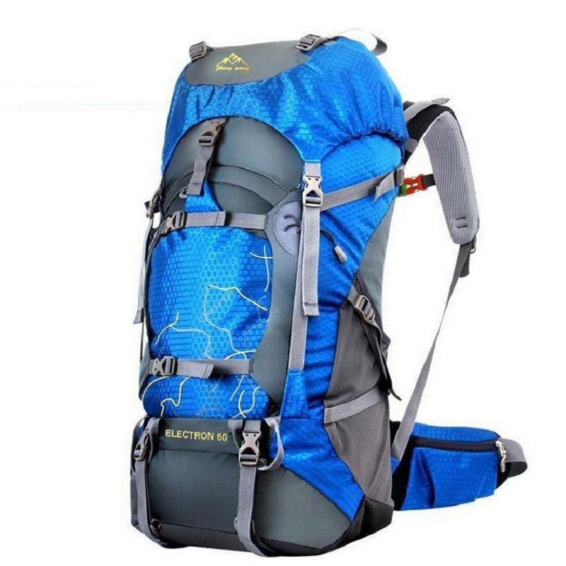 FengTu 60L randonnée sac à dos sac à dos pour hommes et femmes étanche Camping voyage sac à dos en plein air escalade sport sac
