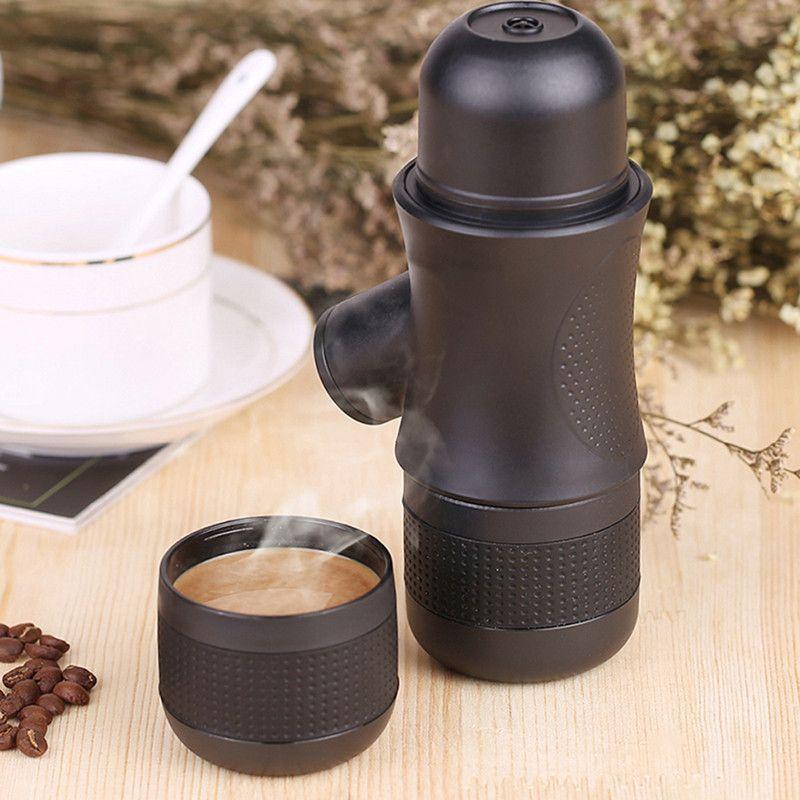 Mini Machine à café manuel cafetière Portable pression expresso cafetière à main expresso pour voyageur à la maison