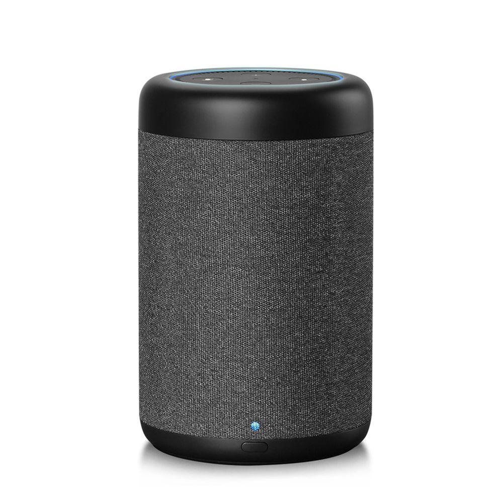 GGMM D6 Tragbare Lautsprecher für Amazon Echo Dot 2nd Generation 20 W Leistungsstarke für Alexa Lautsprecher 5200 mAh Batterie (dot Verkauft Separat)
