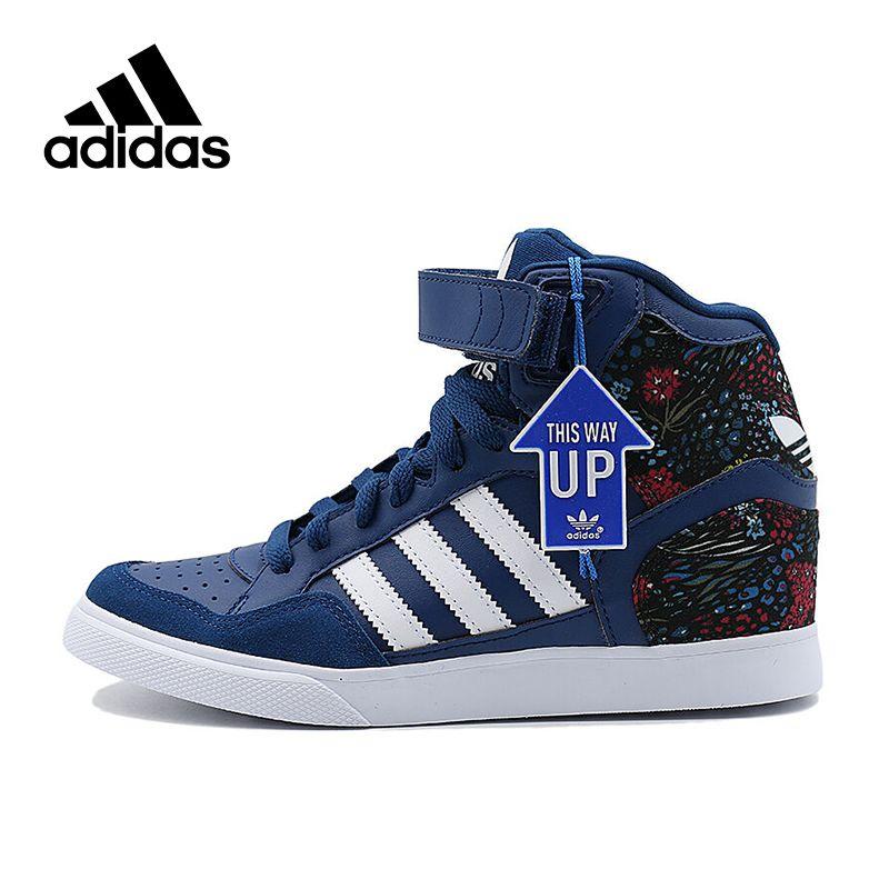 Official New Arrival Adidas Originals Women's Skateboarding Shoes Sneakers Classique Shoes Platform Breathable