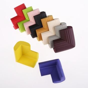 10Pcs Kids Baby Safety Table Corner Edge Cover Protection for Baby Children L or U Shape Stripe Edge Corner Guards