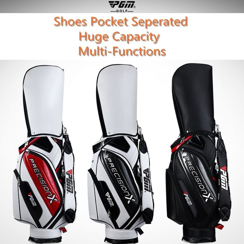 brand PGM. complete golf set stand bag water-proof Anti-Friction Basics Golf Caddy cart bag golf staff bag