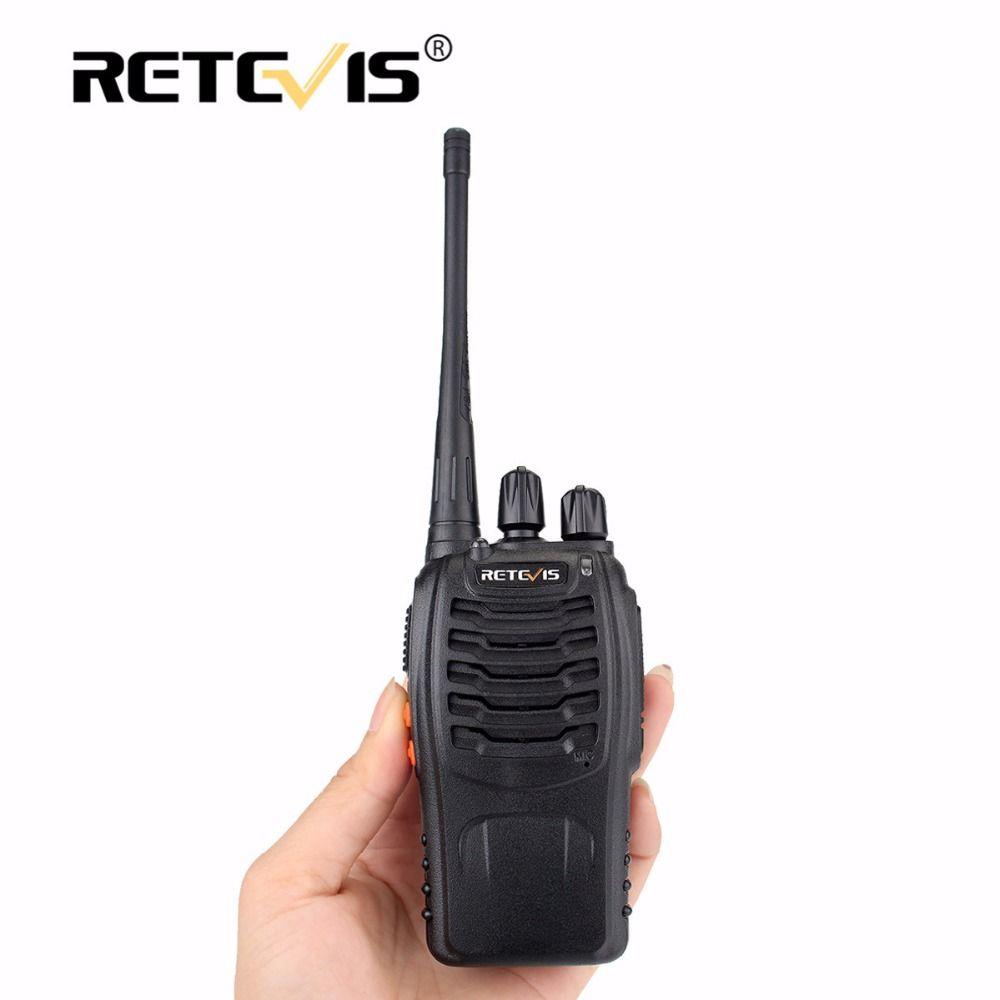 1X Walkie Talkie Retevis H-777 3W 16CH UHF Frequency Portable cb Radio Station 2 Way Ham Radio Hf Transceiver H777 Walk Talk Set
