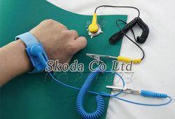 Envío libre antiestático Mat 400*2 300mm manta antiestática ESD Mat para trabajos de reparación + alambre de tierra + muñeca ESD