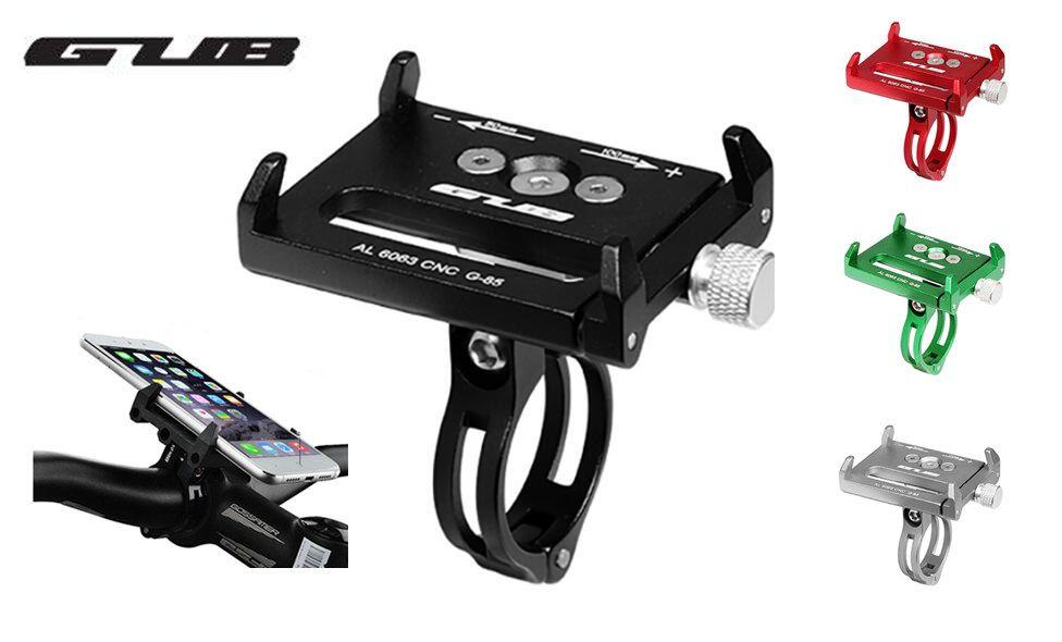GUB G85 G-85 Aluminum mtb Bike bicycle phone holder motorcycle support gps holder for bike handlebar bike accessories 4 colors
