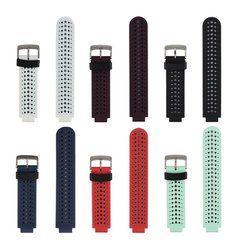 (235ss) Beaucoup De couleurs Silicone Bande De Montre De Remplacement pour Garmin Forerunner 230/235/220/620/630/735 Montre Smart Watch