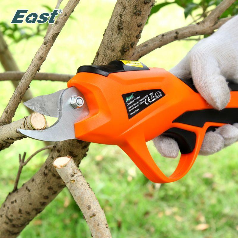 Est outils électriques 3.6 V Li-ion batterie sans fil Secateur coupe-branche électrique Fruit élagage outil cisaillement à Ol Fruit ET1505