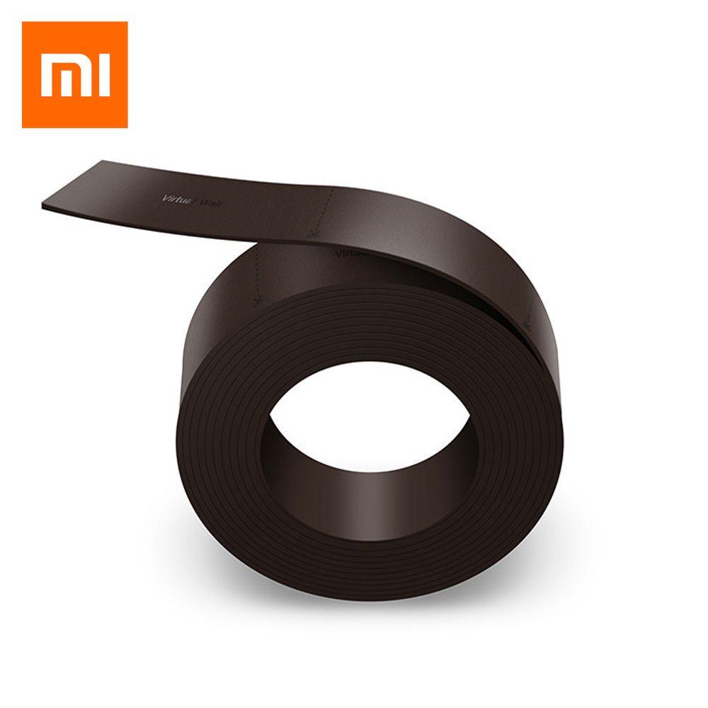Origina Xiao mi Mur Invisible Balayeuse Accessoires ne bettery magnétique distance bloc Pour Xiao mi mi Intelligent Robotique aspirateur