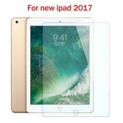 Высочайшее Качество 9 H закаленное Стекло для Apple, новый iPad 2017 9.7 дюймов Экран протектор Плёнки Жесткий Чехол для iPad 9.7 2017 закаленное Стекло