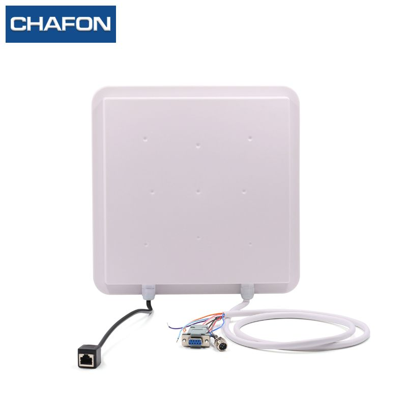 CHAFON EPC C1G2 uhf reader long range with Ethernet interface provide free SDK for warehouse and parking management