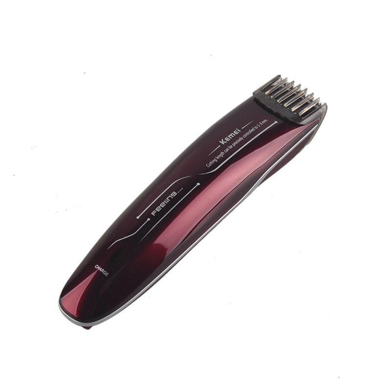 Haute qualité KEMEI KM-2013 hommes tondeuse électrique rasoir barbe toilettage tondeuse tondeuse Rechargeable rasoir