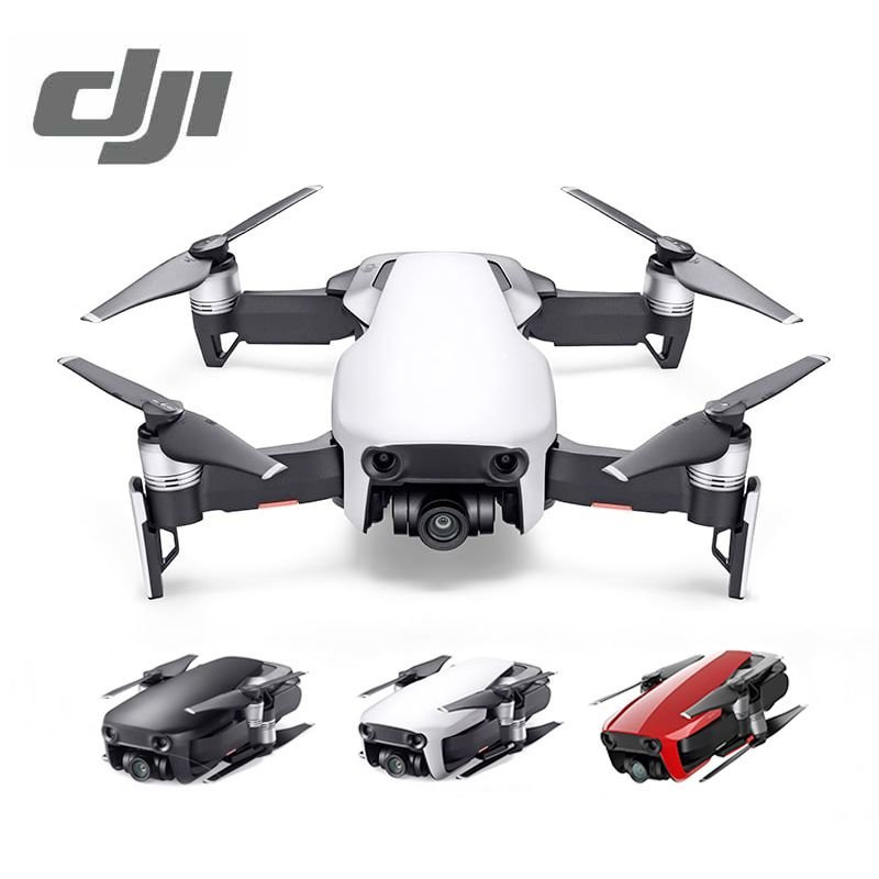 DJI MAVIC AIR Drone 1080P 3-Axis Gimbal / 4K Camera / 32MP Sphere Panoramas RC Helicopter Drones Original