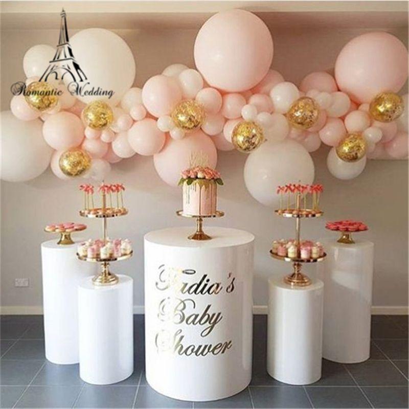 3 teile/satz 5 teile/satz Kuchen Säule hochzeit sockel spalten für mariage party veranstaltung hochzeit kleider shop dekoration