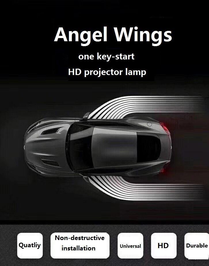 Qirun led Greeting Atmosphere Decorative Daylights Brake Fog lamp Reverse Headlight Turn signal for Peugeot 407 505 508 607