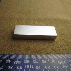 1 pc aimant N45 60x20x10mm Super Strong Rare Earth Permanet Aimant Puissant Bloc Aimants En Néodyme