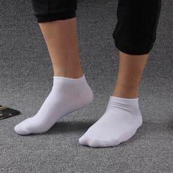 10 пар = 20 штук в партии мужские носки тонкие носки короткие дезодорирующие носки хлопок Повседневная мужская одежда черный серый белый пара ...