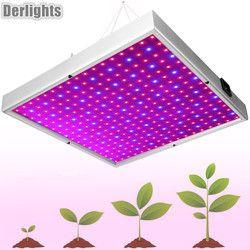 20 W LED crece el Panel ligero para la planta de la flor crecimiento interior crece luces jardín invernadero hidropónico crece la luz