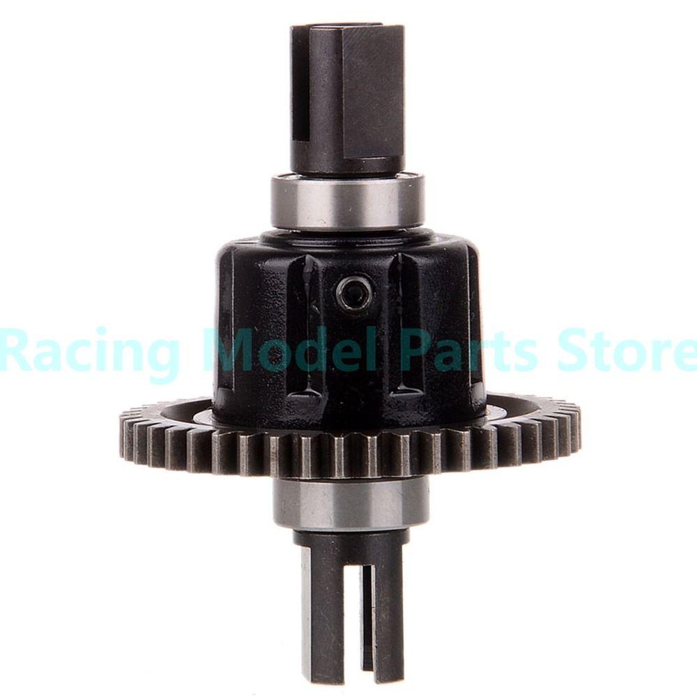 60065 ensemble d'engrenages différentiels pour HSP RC 1/8 modèle de pièces de rechange de voiture 94760/94761/94763