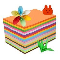 A4 polyvalente couleur DIY Creative main papier de couleur pour enfants (Acheter du papier et envoyer ciseaux)