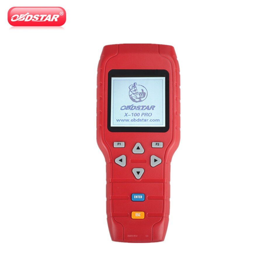 OBDSTAR X-100 PRO X100 Pro Auto Key Programmer (C) Type for IMMO and OBD Software Function Get EEPROM Adapter Free