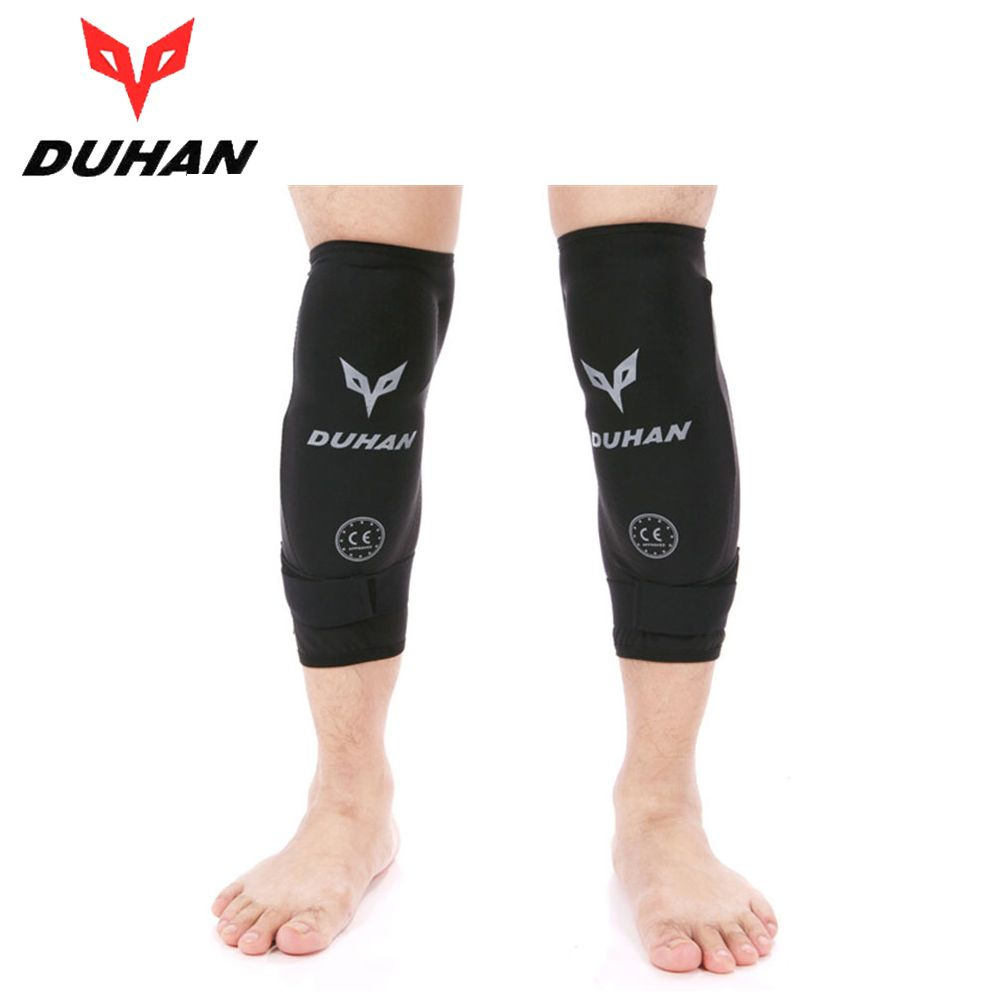 DUHAN Original Outdoor Sports Knee Protector Gear Bicycle MTB Bike Cycling Knee Pads Motorcycle Riding Knee Protective Guard