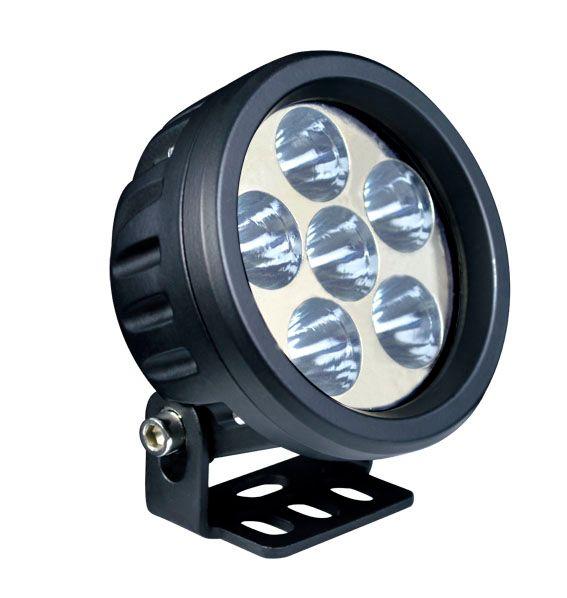 18 Watt MINI Led-lichtleiste für 4x4 offroad sattelschlepper E9 FÜHRTE Arbeitslicht Weiß und Gelb SUV ATV UTV LED Treibendes lichter
