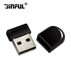 Super mini negro USB Flash Drive 4 GB 8 GB 16 GB Pendrive 32 GB 64 GB Memory Stick Pen drive Usb Stick pequeño U disco mejor regalo