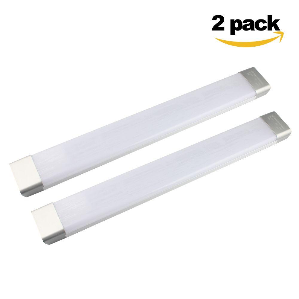 LED propre tube de la lampe 0.6 m 26 w AC 110 v 220 v 85-265 v SMD2835 LED lampe lampe de purification intérieure accueil Antipoussière anti-buée bar Lumière LED