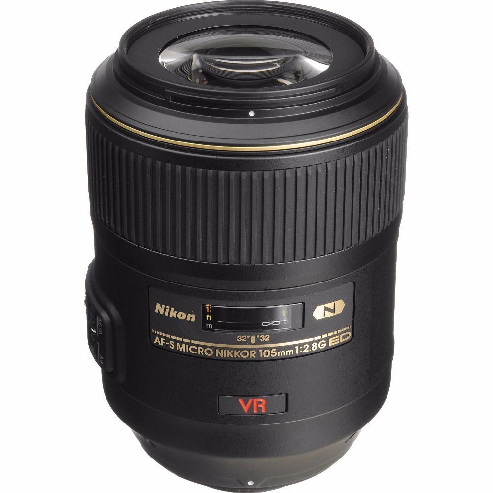 Neue Nikon AF-S 105mm f/2,8G ED IF VR Micro Nikkor-objektiv