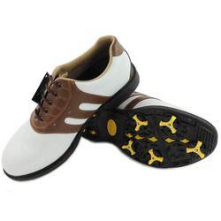 Pria golf sepatu Golf sepatu Kulit untuk Pria tahan slip sepatu olahraga NO: k14