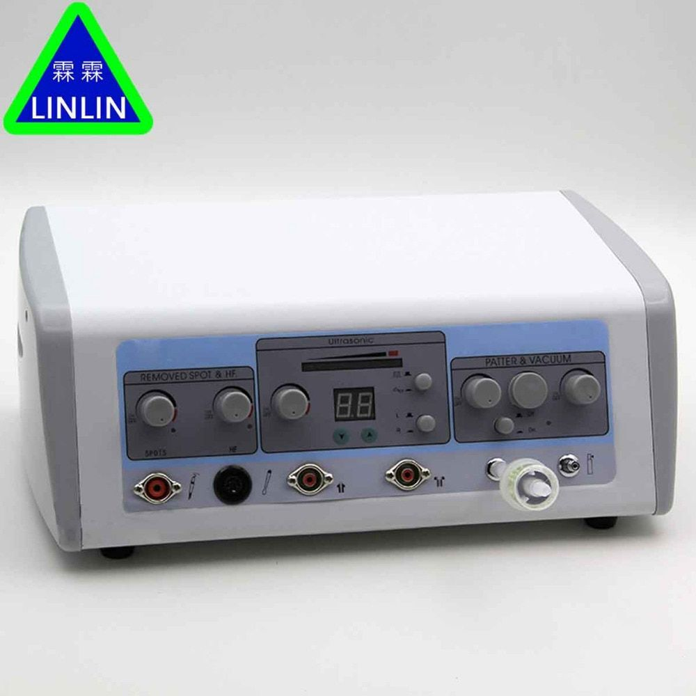 LINLIN Ultrasonic introduction of electrotherapy instrument for removing wrinkles wrinkles skin and breast whitening and rem