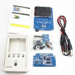 Exclusif!!! Orignal Tech DS0150 15001 K DSO-SHELL (DSO150) DIY Numérique Oscilloscope Kit Avec Le cas Du Logement boîte Livraison Gratuite