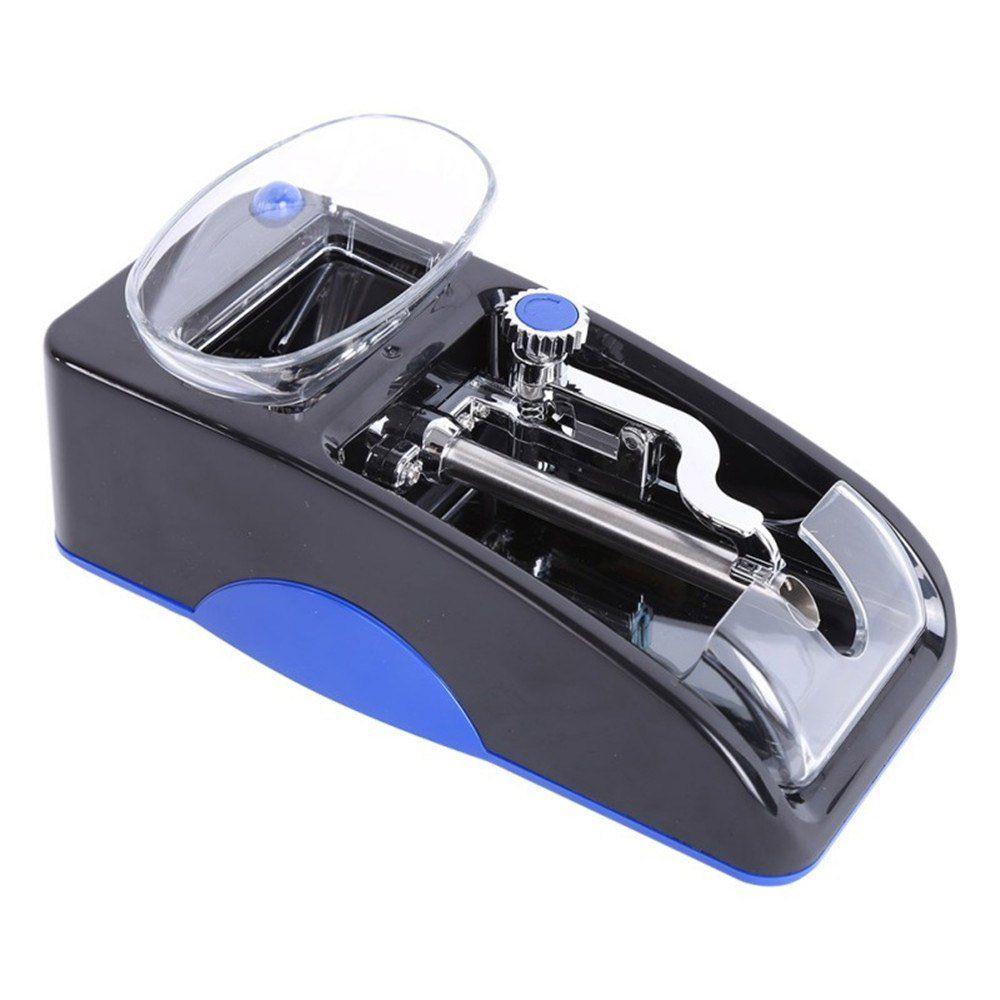 Mini Easy Electric Automatic Cigarette Tobacco Injector Fashion Rolling Machine Maker Roller